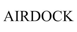 AIRDOCK trademark