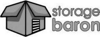 STORAGE BARON trademark