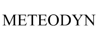 METEODYN trademark