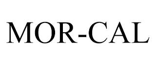 MOR-CAL trademark
