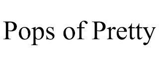 POPS OF PRETTY trademark