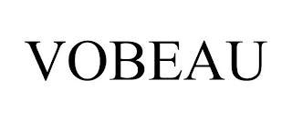 VOBEAU trademark