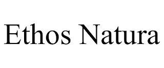 ETHOS NATURA trademark