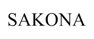 SAKONA trademark