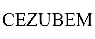 CEZUBEM trademark