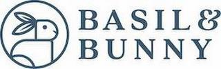 BASIL & BUNNY trademark