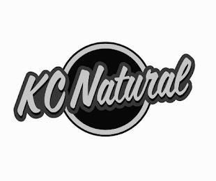 KC NATURAL trademark