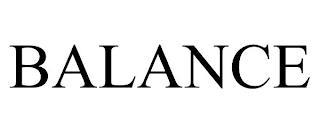 BALANCE trademark