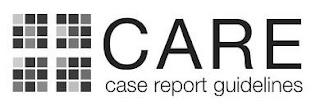 CARE CASE REPORT GUIDELINES trademark