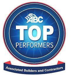 ABC TOP PERFORMERS ASSOCIATED BUILDERS AND CONTRACTORS trademark