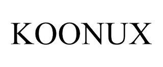 KOONUX trademark