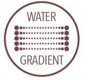 WATER GRADIENT trademark