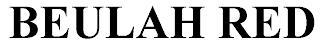 BEULAH RED trademark