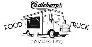 CASTLEBERRY'S FOOD TRUCK FAVORITES trademark