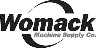 WOMACK MACHINE SUPPLY CO. trademark