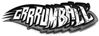 GRRRUMBALL trademark