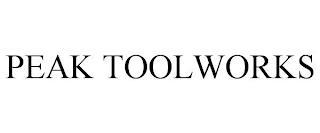 PEAK TOOLWORKS trademark