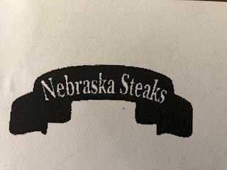 NEBRASKA STEAKS trademark