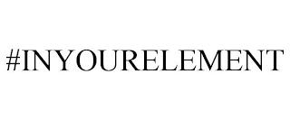 #INYOURELEMENT trademark