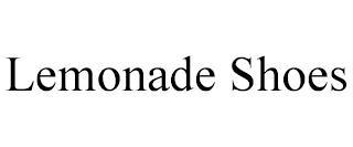LEMONADE SHOES trademark