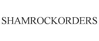 SHAMROCKORDERS trademark