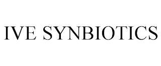 IVE SYNBIOTICS trademark