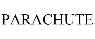 PARACHUTE trademark