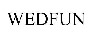 WEDFUN trademark