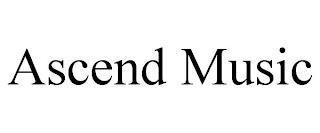 ASCEND MUSIC trademark