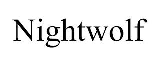 NIGHTWOLF trademark