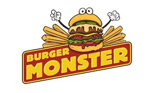 BURGER MONSTER trademark