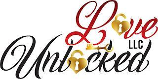 LOVE UNLOCKED LLC trademark