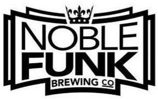 NOBLE FUNK BREWING CO SOBRO · LOUKY trademark