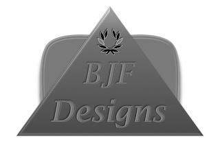BJF DESIGNS trademark