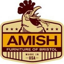 AMISH FURNITURE OF BRISTOL MADE IN - USA - trademark