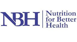NBH NUTRITION FOR BETTER HEALTH trademark
