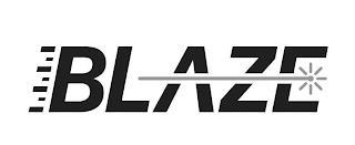 BLAZE trademark