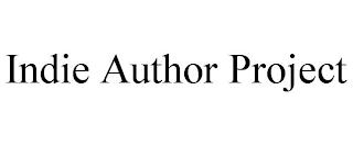 INDIE AUTHOR PROJECT trademark