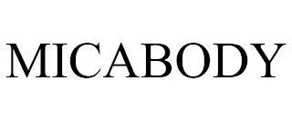 MICABODY trademark
