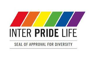 INTER PRIDE LIFE SEAL OF APPROVAL FOR DIVERSITY trademark