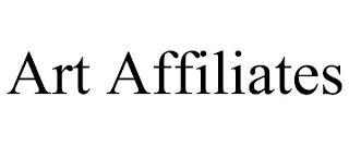 ART AFFILIATES trademark