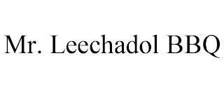 MR. LEECHADOL BBQ trademark