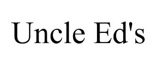 UNCLE ED'S trademark