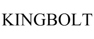 KINGBOLT trademark