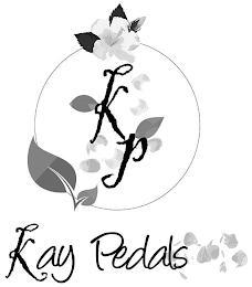 K P KAY PEDALS trademark