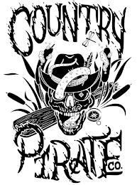 COUNTRY PIRATE CO. trademark