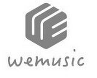 WE MUSIC trademark