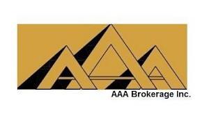 AAA BROKERAGE INC. trademark