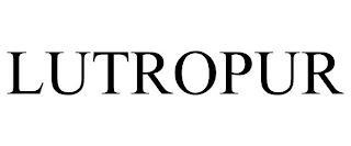 LUTROPUR trademark