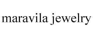 MARAVILA JEWELRY trademark
